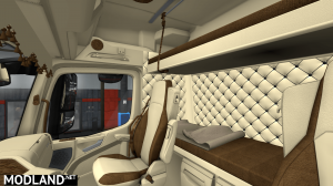 Mercedes Actros Low Cab Interior - External Download image