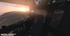 Driver View Ets 2 mods All version, 1 photo