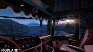 Scania S SCS Next Gen Holland Interior IG ETS 2, 3 photo