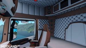 Scania S SCS Next Gen Holland Interior IG ETS 2, 5 photo