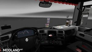Renault Magnum Interior Exterior Rework, 1 photo