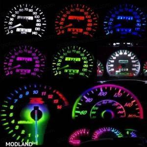 Dashboard Light For all Trucks