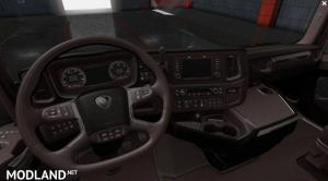 Scania NextGen 2016 – Exclusive Brown Interior 1.36.x, 1 photo