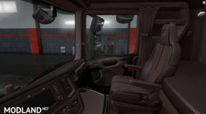 Scania NextGen 2016 – Exclusive Brown Interior 1.36.x, 2 photo
