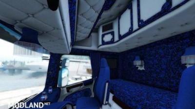 Scania Streamline Special Custom interior Fixed Mirrors, 2 photo