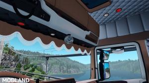 Scania S SCS Next Gen Holland Interior IG ETS 2, 2 photo
