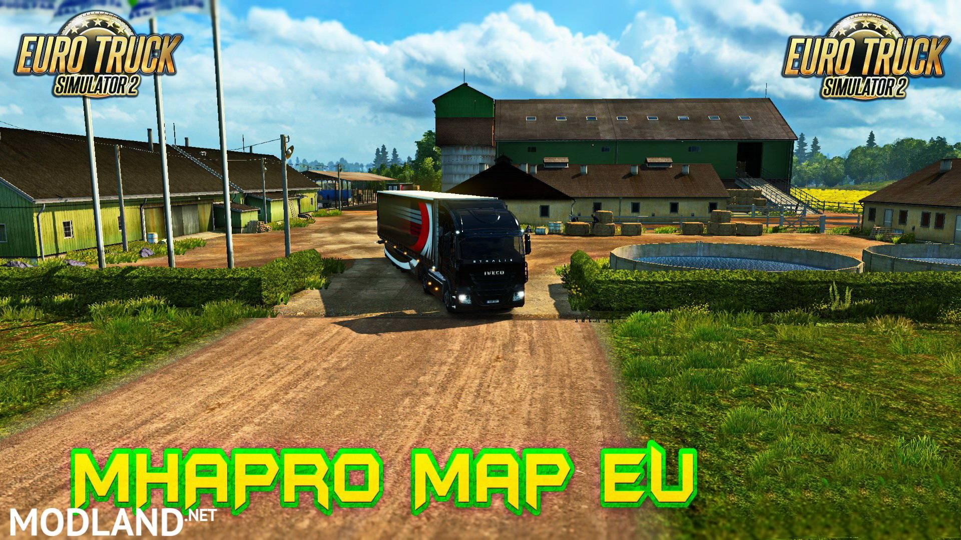 MHAPro EU 1 30 for v1 30 x mod for ETS 2