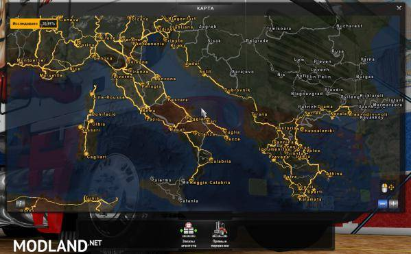how to build map in eurotruck simulator 2