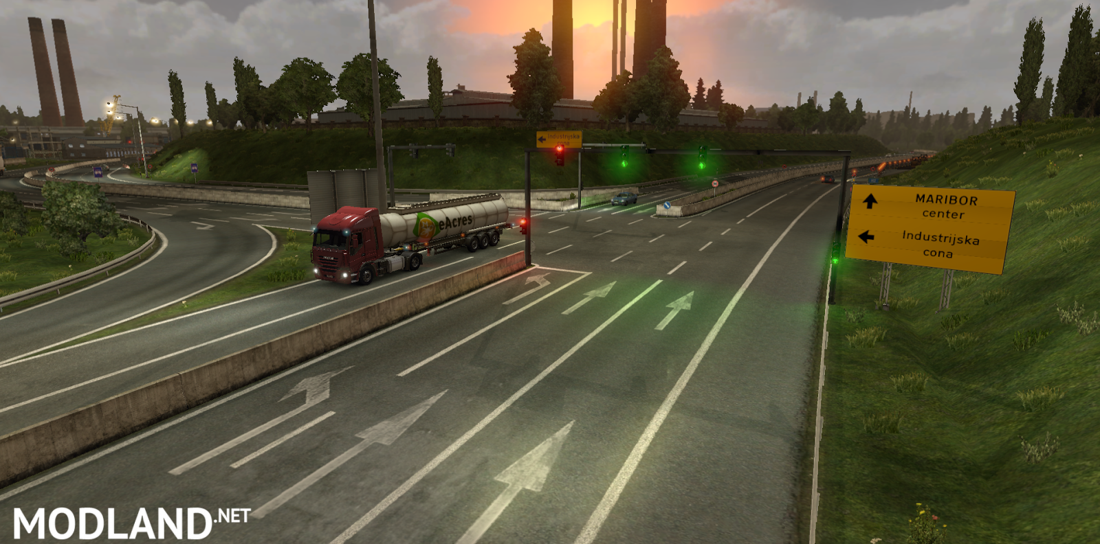 Mhapro Map Eu 1 9 Ver 1 17 X Mod For Ets 2