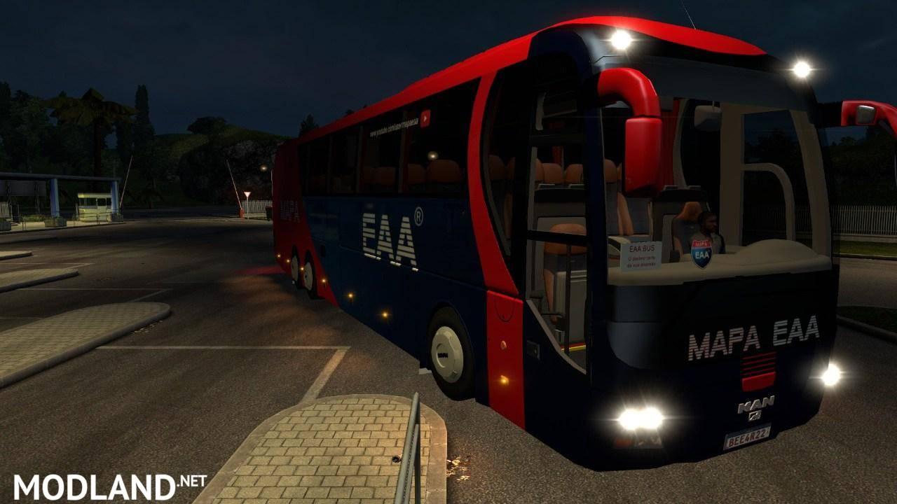 eaa bus v 4 1 mod for ets 2. Black Bedroom Furniture Sets. Home Design Ideas
