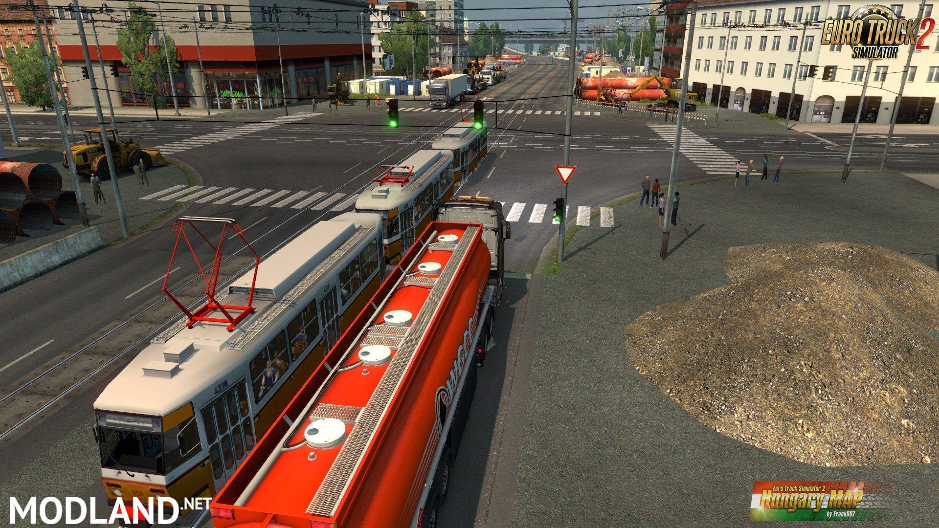 Hungary Map 0928a Hotfix & New AI by Indian56 1 33 x mod for