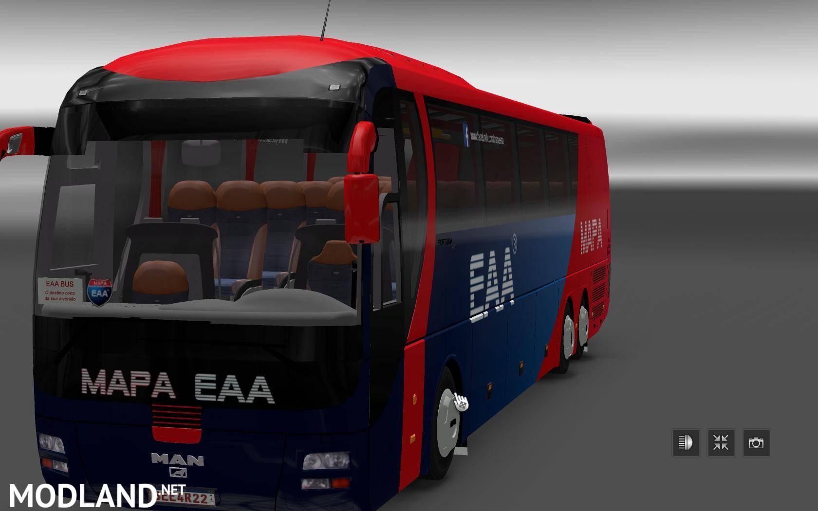 Eaa Map Bus Version V4 2 06 1 27 Mod For Ets 2