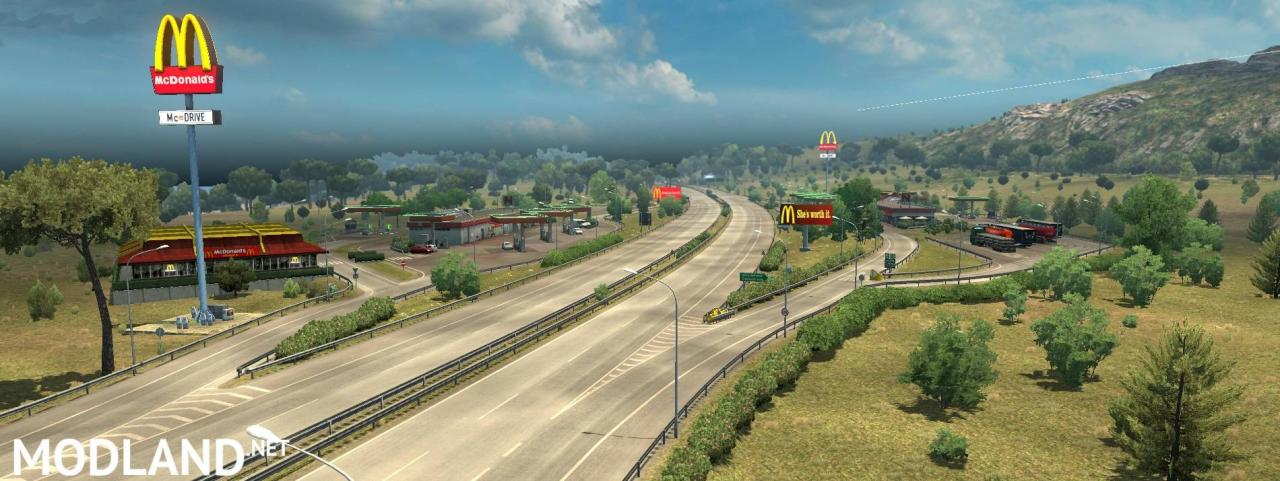MHAPro 1.38 for ETS 2