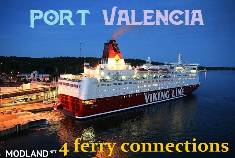 ProMods: Port Valencia
