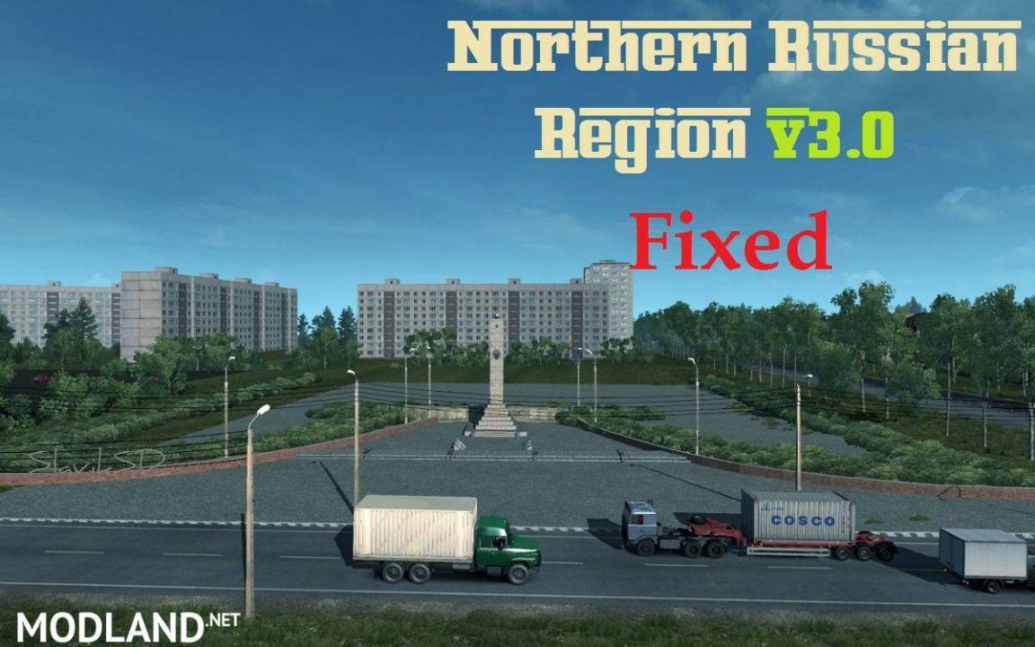 Fixed Northen Russian Region