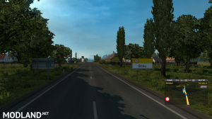 Romania Reworked mod v 1.0 1.34.x, 1 photo