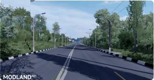 Map Russian Roads v0.1 beta (1.30), 5 photo