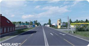 Map Russian Roads v0.1 beta (1.30), 4 photo
