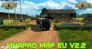 MHA Pro Map EU v 2.2.1