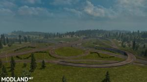 Rotterdam Brussel Highway X Calais Duisburg Road Intersection Mod (NO DLC IS REQUIRED), 3 photo
