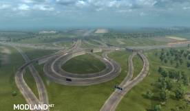 [NO DLC is REQUIRED] Calais A16 and A216 Highway Junction Mod