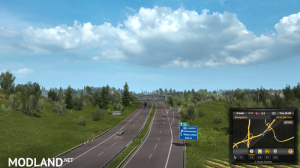 Junction Overhaul 2.46 for Promods 2.46, 4 photo