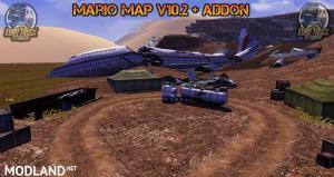 Mario Map v10.2 and Addon