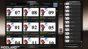Mario Map v12.2  (1.27), 5 photo