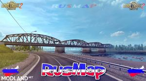 RusMap 2.1.0 [1.37.x]
