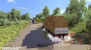 Brazil North Map v 3.0 ETS2 1.35, 1 photo
