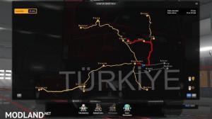 Diyarbakir Turkey Map v 5.0