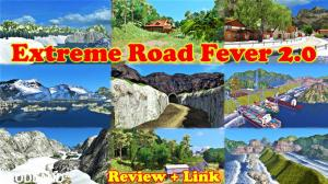 Extreme Road Fever 2.0 : ERF Map 2.0 (1.36-1.37), 1 photo