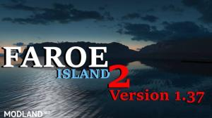 Map Faroe island (Part 2) 1.37