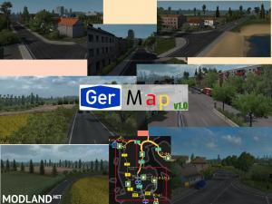 GerMap v1.2 [1.35], 1 photo