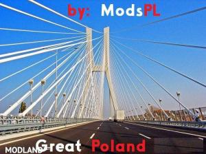 Great Poland v 1.3.2 by ModsPL, 2 photo