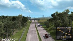 Junction Overhaul 2.46 for Promods 2.46, 1 photo