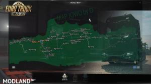 Map Jowo v 7.2 (Indonesian Map for ETS2 v1.30), 1 photo