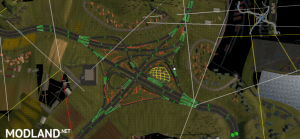 Download link fixing: Rebuilt Hungarian interchanges bug fix and Better traffic flow for Project Balkans update
