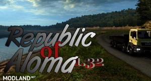 Map Republic of Aloma, 2 photo