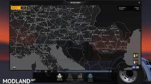ROMANIA Map 1.1, 2 photo