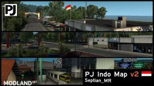 PJ Indo Map v2.65 1.35.x, 1 photo