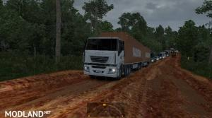 Brazil North Map v 3.0 ETS2 1.35, 2 photo
