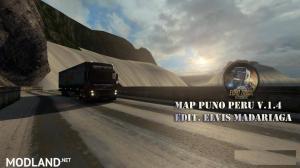 Map Puno Peru v 1.4, 1 photo
