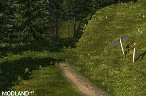 Very Rough Deplorable Road Map mod for 1.26.x, 2 photo