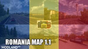 ROMANIA Map 1.1, 1 photo