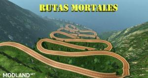 Rutas Mortales v 1.6 – Dangerous Roads Map, 3 photo