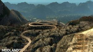 Rutas Mortales v 1.6 – Dangerous Roads Map