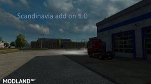 Scandinavia add on v 1.0