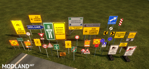 Malaysia Road Signs - Direct Download image