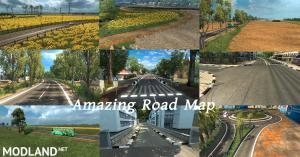 Amazing Road Map 1.31-1.33.x - External Download image